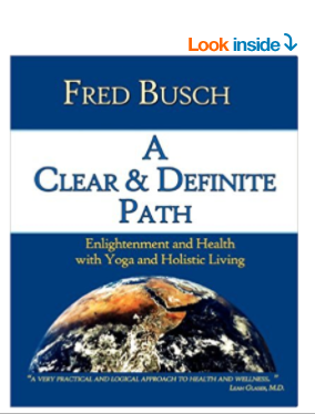 A Clear and Definite Path by Fred Busch