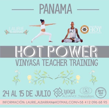Yoga Teacher Training Panama